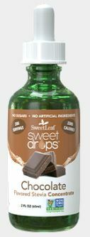 SweetLeaf Chocolate Sweet Drops