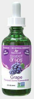 SweetLeaf Grape Sweet Drops
